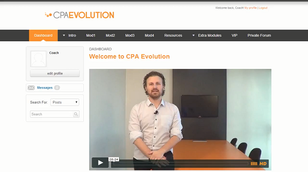 CPA Evolution Review