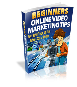 beginners online video marketi
