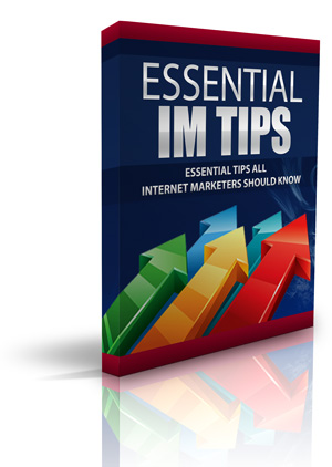 essential im tips - plr