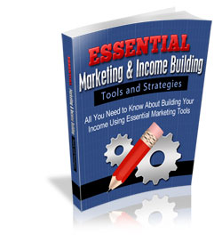 essential marketing tools and