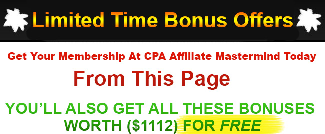 Make Money With CPA Marketing