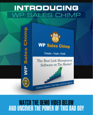 WP Sales Chimp Review