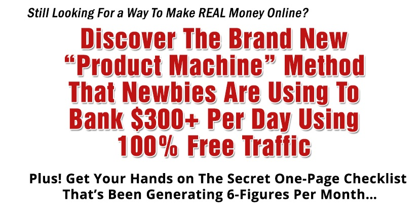 Digital Product Machine Review