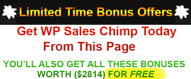 WP Sales Chimp Bonus