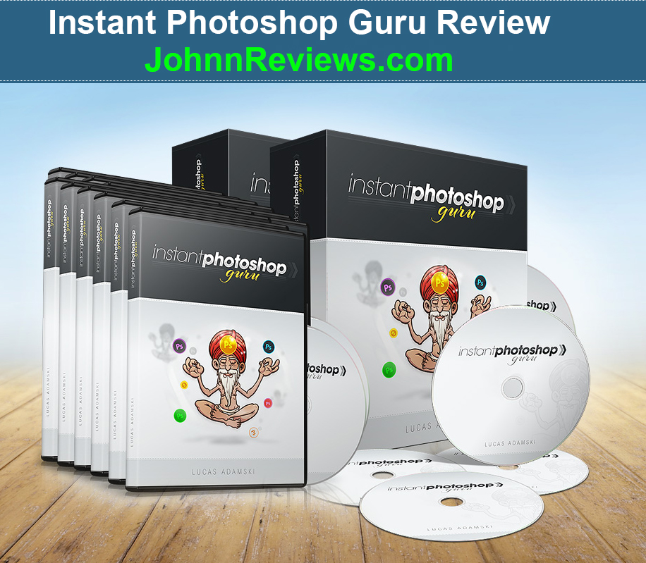 Instant Photoshop Guru Training Course