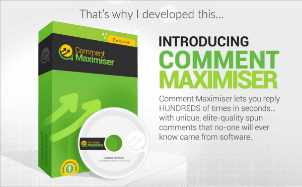 Comment Maximiser Review