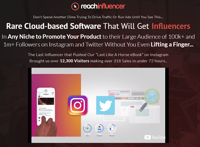 ReachInfluencer Review