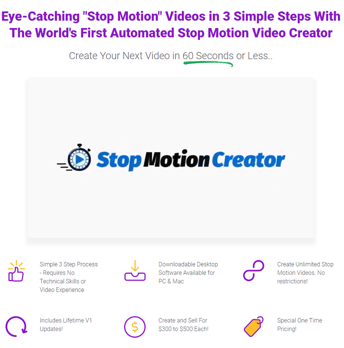 Stop Motion Creator Review