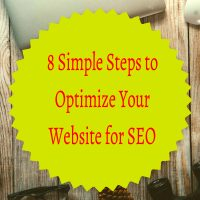 8 Simple Steps to Optimize Your Website for SEO