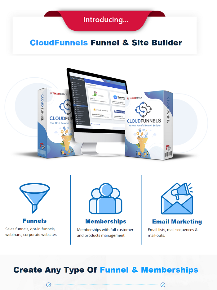 CloudFunnels Review