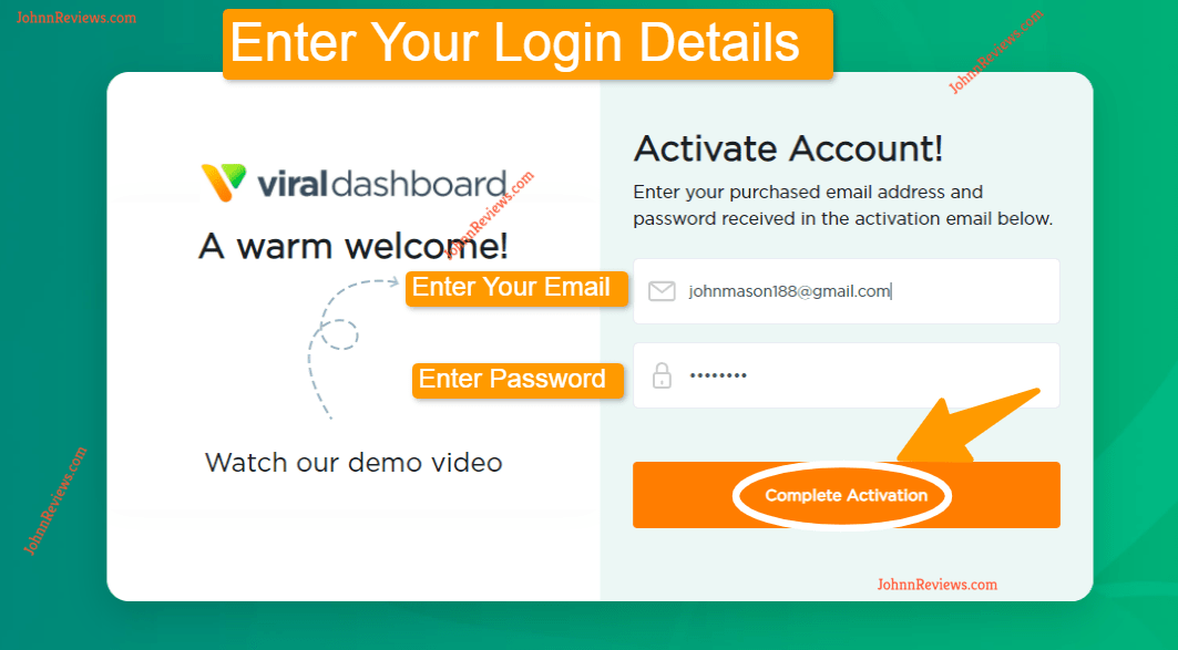 How ViralDashboard Software Works