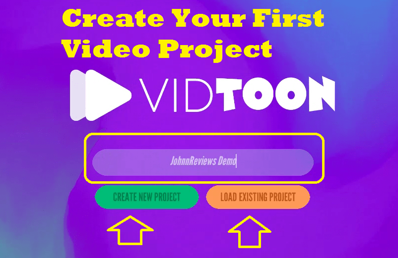 Create animated videos With Vidtoon 2.0