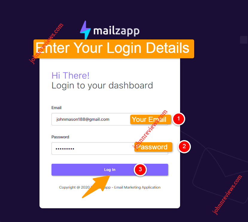 How Mailzapp Software Works
