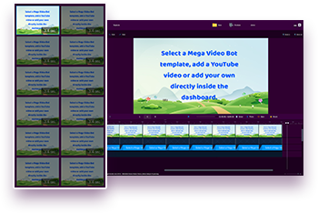 Mega Video Bot Automated Slide Creator