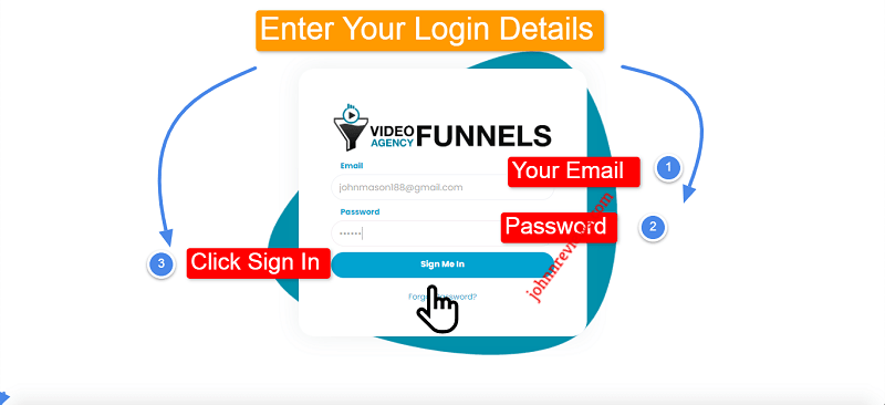 How Video Agency Funnels Software Works