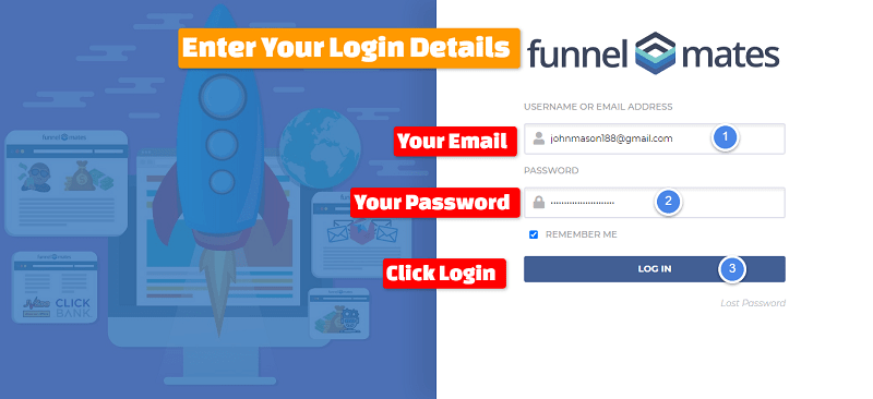 How FunnelMates Software Works